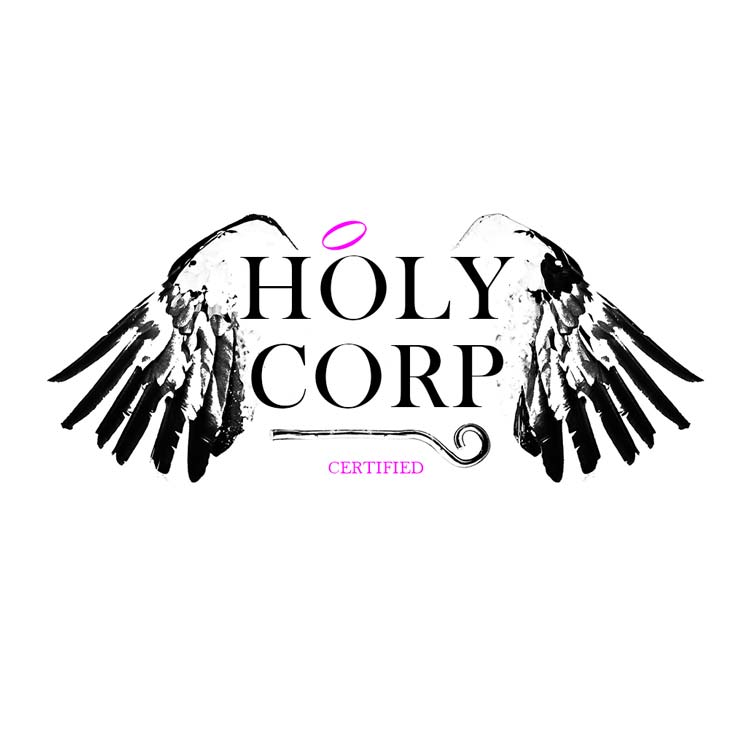 Holy-Corp-White